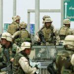 US-Truppen in Fallujah 2004