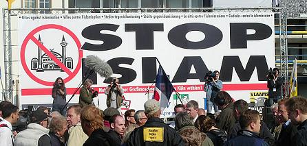 Anti-Islamisierungskongress in Köln