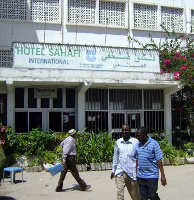 Hotel Sahafi International