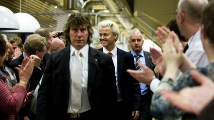 Wilders in Almere