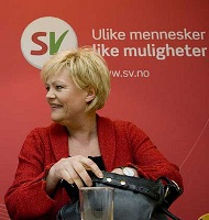 Norwegian-SV-party