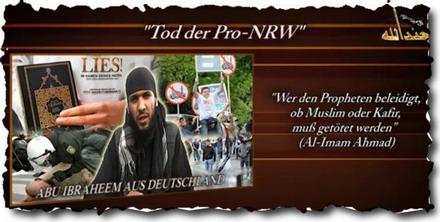 moslems töten christen
