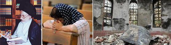 Schiitischer Ayatollah befiehlt Christenverfolgung