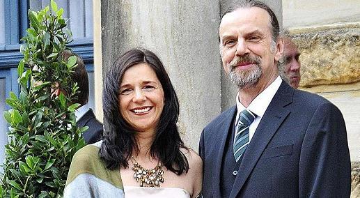 die oft flschlicherweise als relativ konservativ angesehene grnen politikerin katrin gring eckardt soll sich nach 25 jahren ehe von ihrem mann foto r - Gring Eckardt Lebenslauf