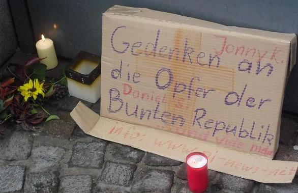 Bunte Republik, Blutige Republik