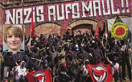 Antifa Mitglieder