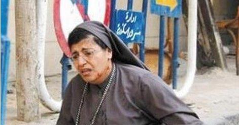 Erkennend, eine Nonne zu sein