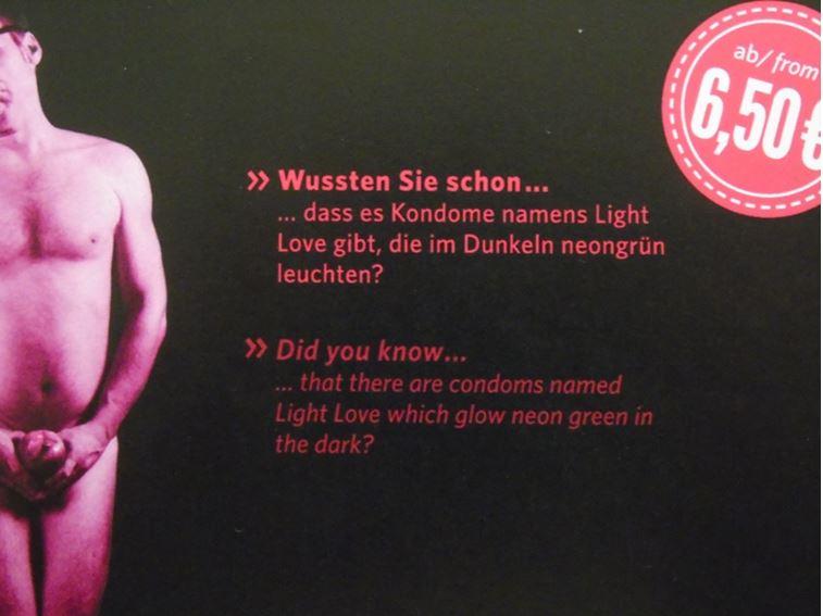 sex rosenheim welche kondome benutzt ihr
