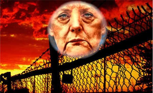 Jeden Tag 18 Uhr Merkel Muss Weg In Schimpf Und Schande Pi