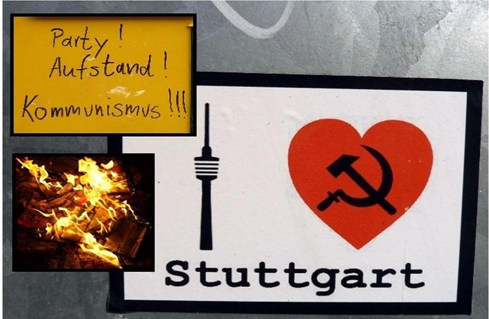 Stuttgart: Linksterror bei AfD-Parteitag erwartet | PI-NEWS