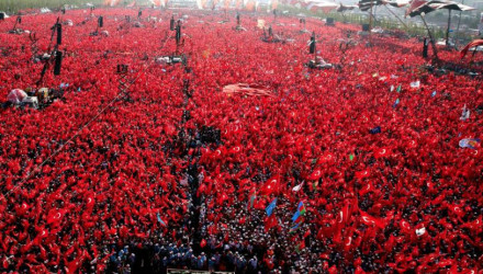 Demo Istanbul
