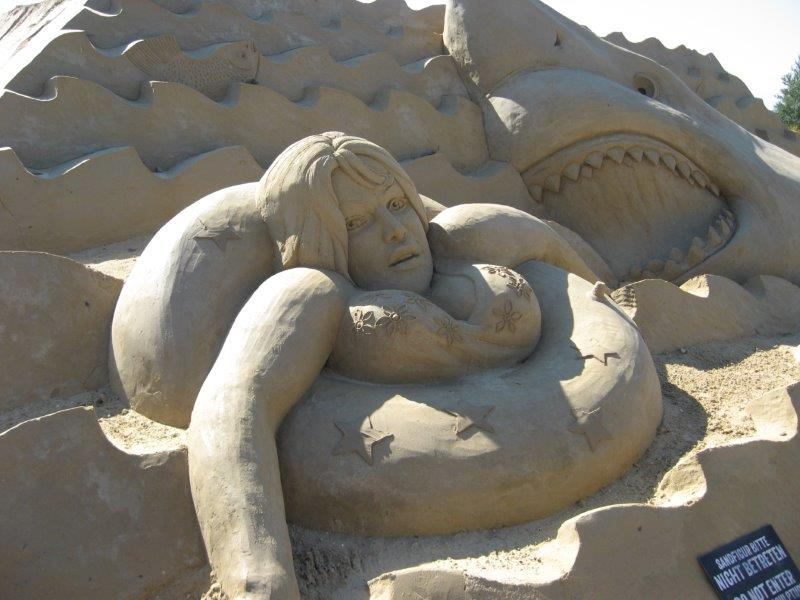 soviel sand und keine förmchen