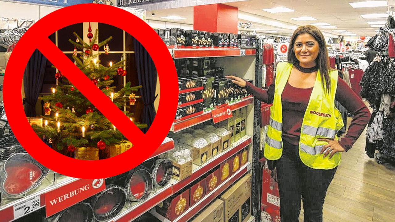 """Woolworth Dortmund ohne Weihnachtsartikel: """"Das ist ein muslimisches Geschäft"""""""