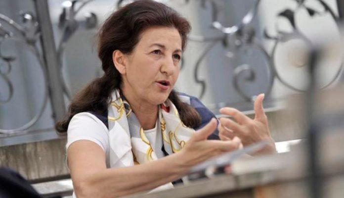 Islamkritikerin Necla Kelek.