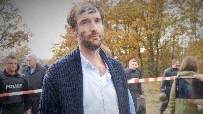 Höcke über Philipp Ruch (Foto):