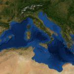 Luftaufnahme: Wo Europa auf Afrika trifft.