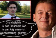 Für Andreas Dexheimer (rechts), Sozialpädagoge und Leiter der Münchner Geschäftsstelle der Diakonie-Jugendhilfe Oberbayern ist Mias Mörder, Abdul D. (links) auch nur ein Opfer.