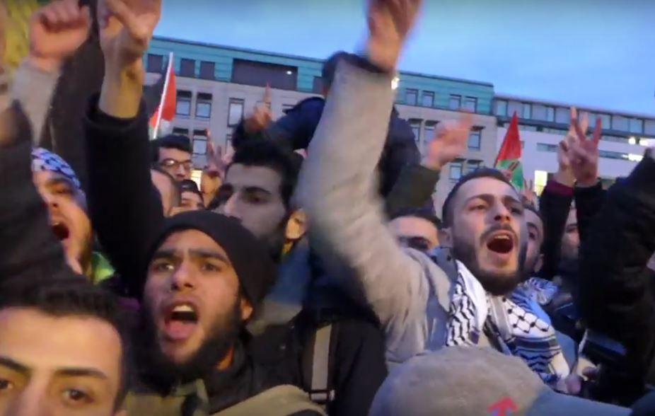 verlassene irakische botschaft berlin