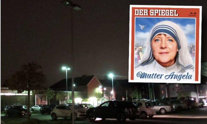 NRW: Mutter vor den Augen ihrer Tochter am Parkplatz sexuell genötigt.