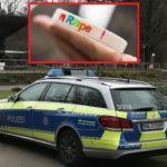"""Polizei im Bad Krozingener Kuhrpark nach einem Sexualdelikt. Mehr """"Respect"""" für Rapefugees wünscht sich auch Henriette Reker aus Köln."""