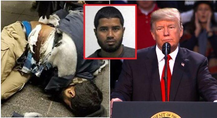 Der Attentäter Akayed Ullah ist im Besitz eines Familiennachzugsvisums und damit berechtigt dauerhafter in den USA zu leben.