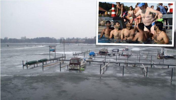 Reanimation durch Wasserschutzpolizei nach Mordversuch - Schwimmkurse sollen nun Abhilfe schaffen.