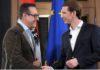 Sebastian Kurz (ÖVP) und Heinz-Christian Strache (FPÖ) haben sich geeinigt.