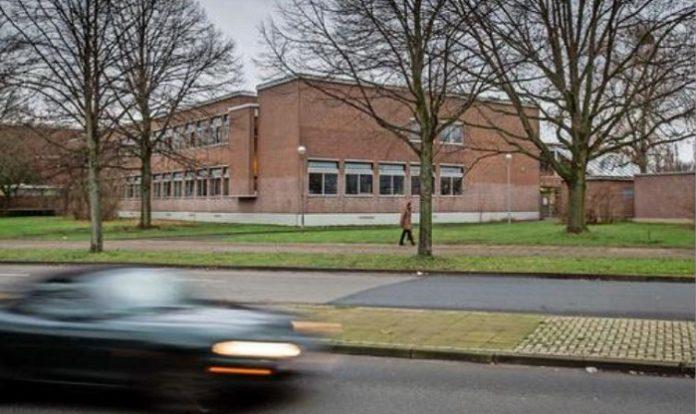 Herschelschule - einer der Tatorte der brutalen
