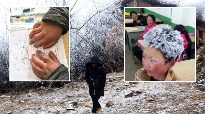 was ein achtjà hriger weià gefrorener chinese uns lehrt pi news