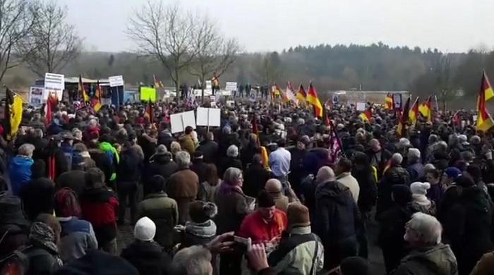 Demo Kandel Heute