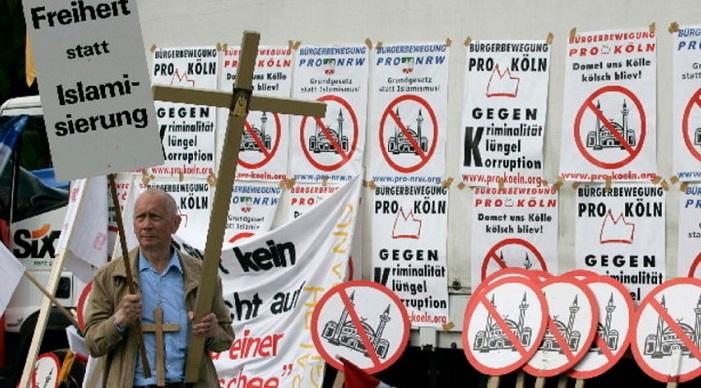 gegen islamisierung deutschlands