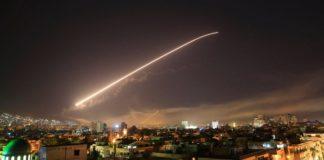 Die USA, Frankreich und Großbritannien haben in der Nacht Syrien angegriffen.