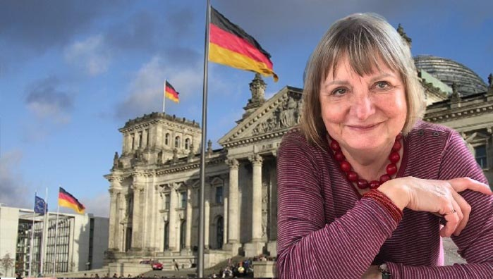 Frau Ostritz