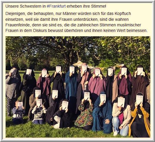 Video Realität Islam Kämpft Gegen Das Kopftuchverbot Für