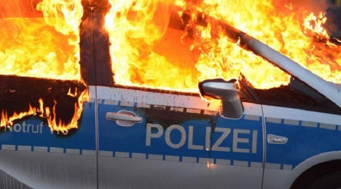 Brandanschlag Auf Polizeiauto Für Ramelow Nicht Der Rede Wert Pi News