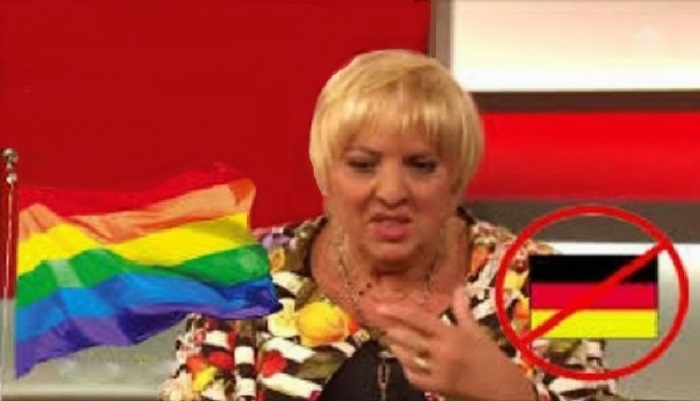 Claudia Roth: Lieber Regenbogen als Schwarz-Rot-Gold | PI-NEWS