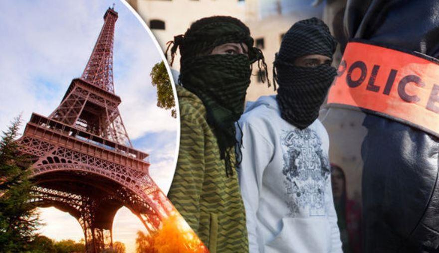 Eine Stadt gibt sich auf: Paris ist nicht mehr sicher
