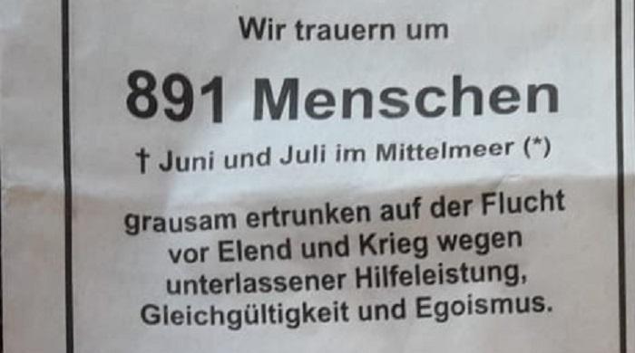 Hildesheim: Die heuchlerische Trauer der Caritas | PI-NEWS