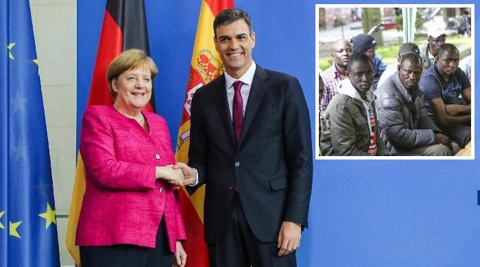 Merkel gelingt geniales Asyl-Abkommen mit Spanien | PI-NEWS