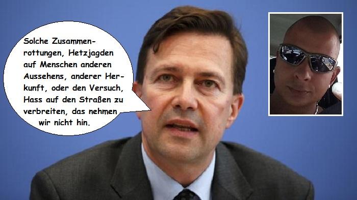 Chemnitz Linke Lügenjournaille Und Merkels Propagandachef Total