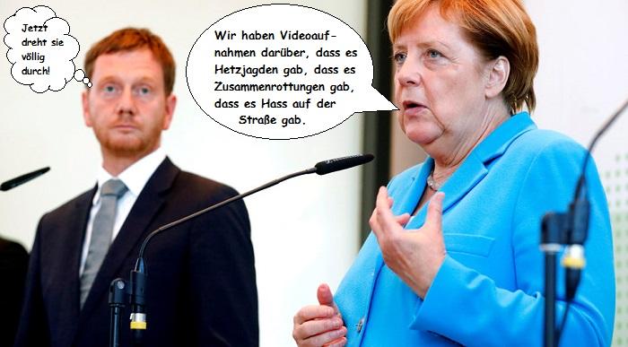 Kanzlerin Will Sich Nicht Für Chemnitz Entschuldigen Pi News