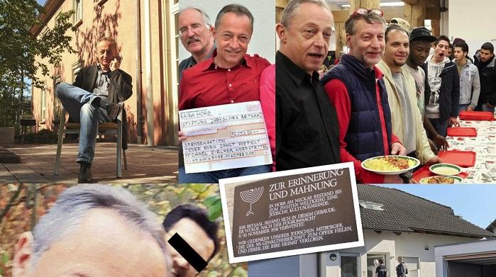 Horror In Horb Vorzeige Asylant Ermordet Synagogen Stifter Pi News