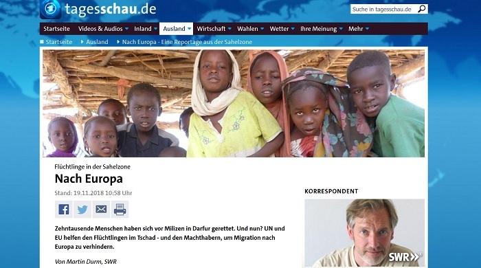 Wie Tagesschau Uns Flüchtlinge Schmackhaft Machen Will Pi News