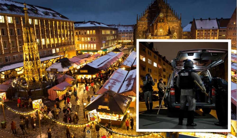 Nürnberg Unter Schock Drei Lebensgefährliche Stichattacken Auf
