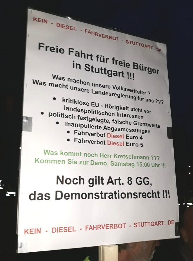 Dirne Stuttgart (BW, Landeshauptstadt)