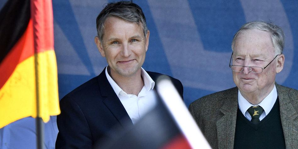 """Warum Björn Höcke wirklich """"gefährlich"""" ist   PI NEWS"""