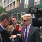 Stürzi-Interview mit Milo.