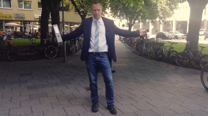 München: Acht Monate Haft auf Bewährung für Stürzenberger