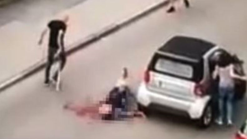 Stuttgart Schwertmord
