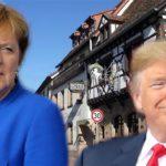 US-Präsident Donald Trump wird sich bei seinem Deutschland-Besuch wohl nicht nehmen lassen, die idyllische Heimatgemeinde seiner Großeltern, Kallstadt an der Deutschen Weinstraße, zu besuchen.